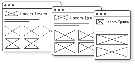 wireframes icon